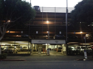 55 Francisco Parking Garage